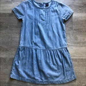 Gap Kids denim dress size S